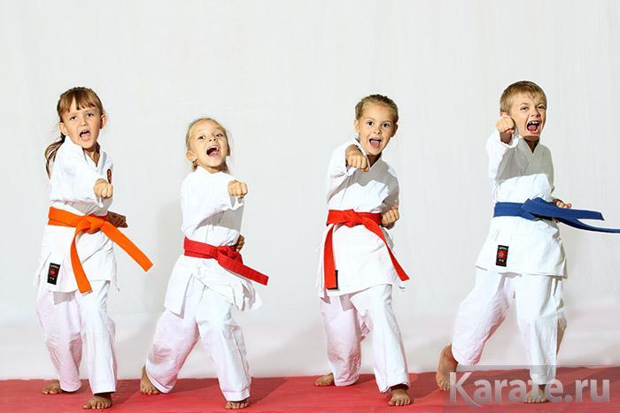 Детское каратэ – Karate.ru