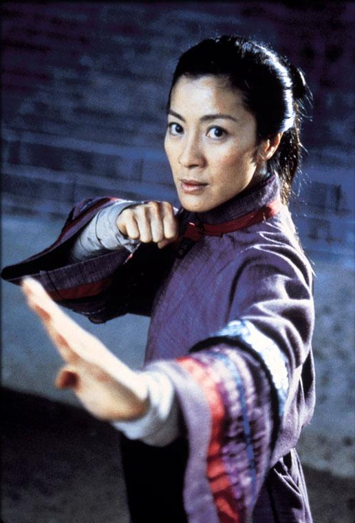 зарубежные актрисы в фильмах с боевыми искусствами