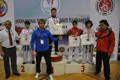 INTERNATIONAL TURKISH OPEN KARATE TOURNAMENT 2014, ISTANBUL - TURKEY