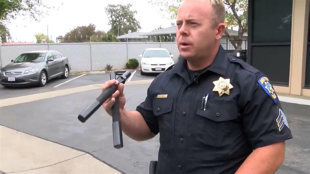 нунчаку в полиции и милиции