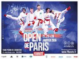 Премьер-Лига Karate1 2016: Open de Paris