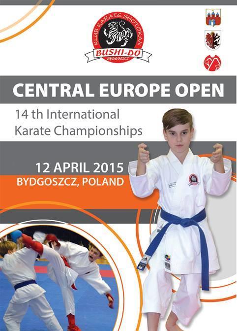 Чемпионат Центральной Европы по каратэ