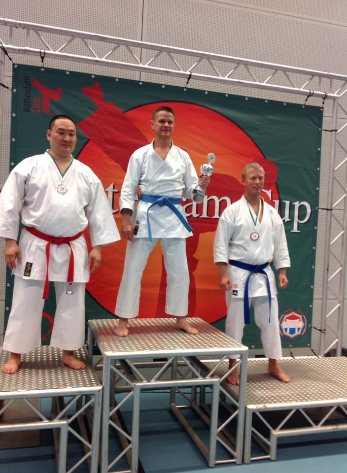 Александр Мудрецов победил в Роттердаме