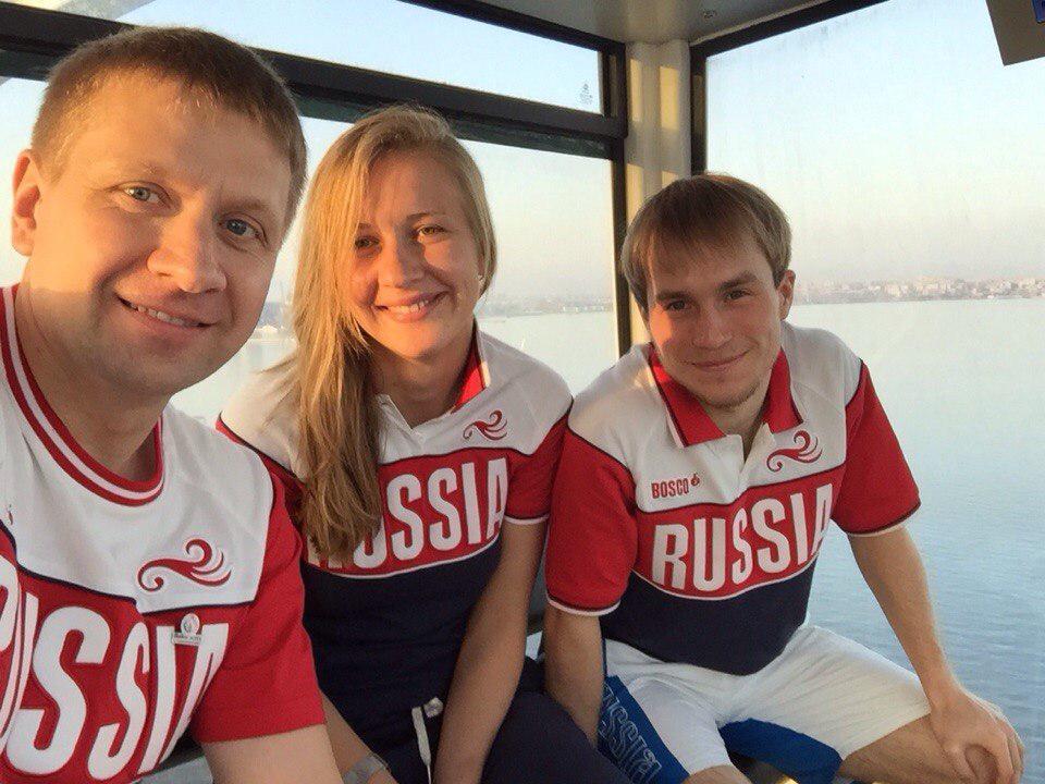 Россию на Играх представят Иванна Зайцева и Евгений Плахутин, подопечные Андрея Геннадьевича Савченко.