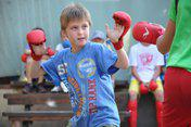 SUMMER KARATE CAMP 2015