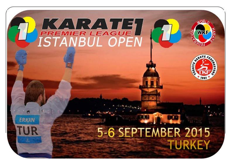 Премьер-Лига Каратэ1 в Турции