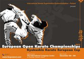 European Open Karate Championships & Kyokushin Karate European Cup