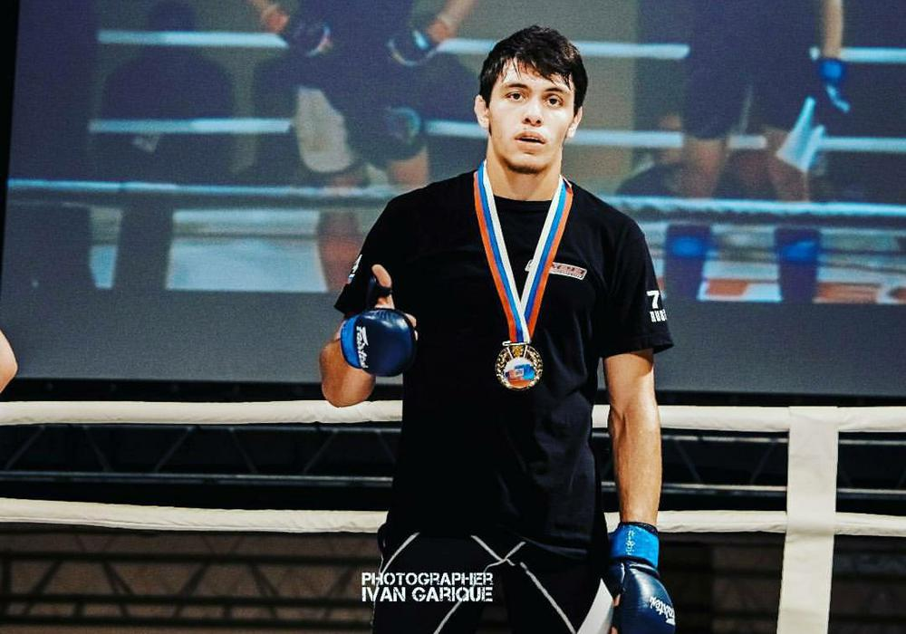 Двое казахстанских бойцов вышли вфинал чемпионата мира поMMA