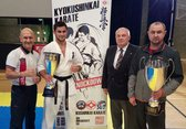 8-Й КУБОК ЕВРОПЫ (BKK 40TH BRITISH OPEN KNOCKDOWN TOURNAMENT 2016)