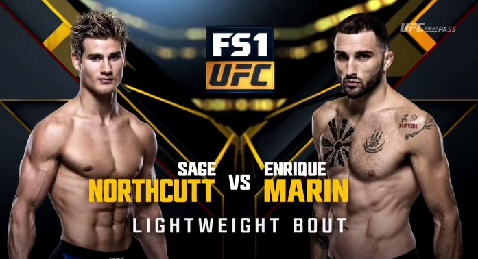 Сейдж Норкатт - Энрике Марин UFC 200: Сейдж Норткатт - Энрике Марин. Результат и ВИДЕО боя