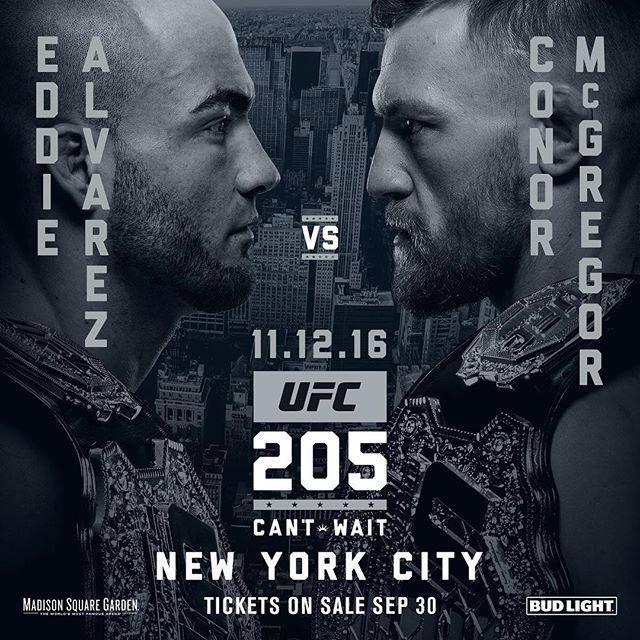 �������� �� ������� UFC 205. ����� ���������- ���� ��������