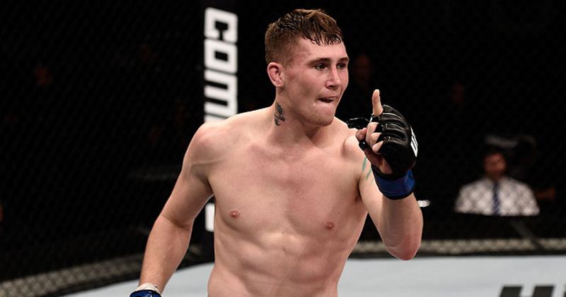 Турнир UFC Fight Night 118