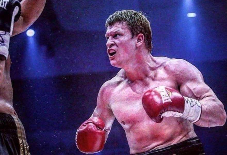 Названо имя конкурента Александра Поветкина набой вЕкатеринбурге