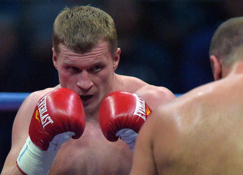 Александру Поветкину подберут резервного конкурента набой вЕкатеринбурге