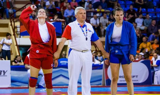 чемпионат украины самбо