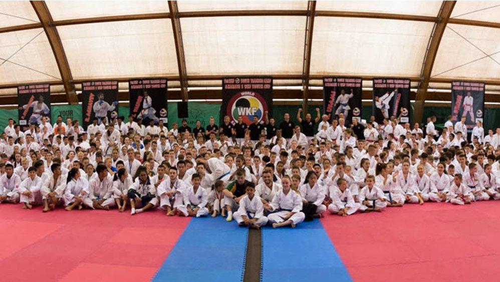 игры чемпионат по каратэ умаг хорватия повод для