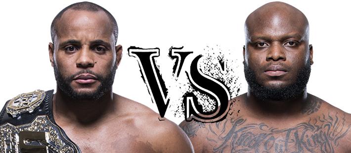 Дэниэл Кормье Деррик Льюис бой на ЮФС ГАС UFC 230