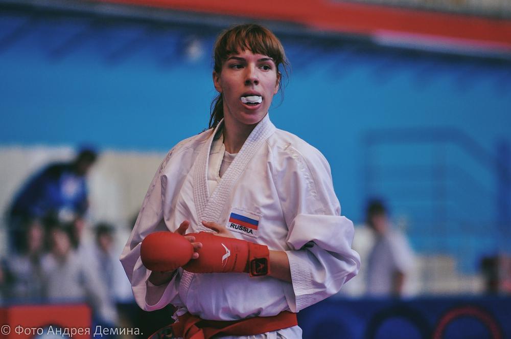 Виктория Исаева в финале Чемпионата мира по каратэ WKF 2018 итог первого дня турнира
