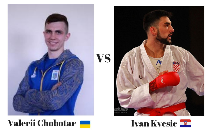 Мужское кумитэ до 84 кг Чемпионат мира по каратэ WKF 2018