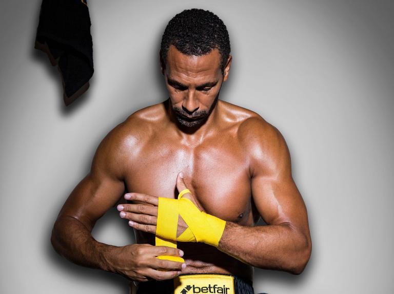 Явешаю перчатки нагвоздь: Фердинанда непустили впрофессиональный бокс