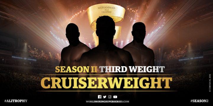 WBSS, тяжёлый вес, второй сезон
