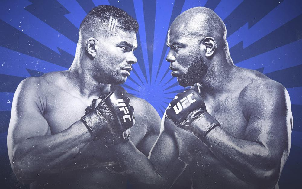 UFC on ESPN: Overeem vs. Rozenstruik