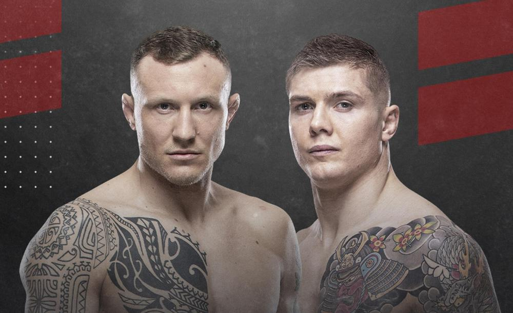 UFC ON ESPN 19 HERMANSSON VS. VETTORI