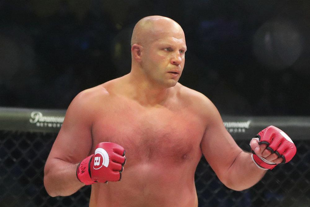 Емельяненко боксер фото
