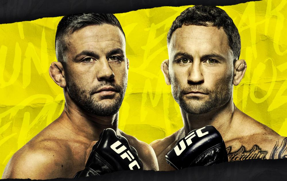 UFC on ESPN: Munhoz vs. Edgar UFC on ESPN 15