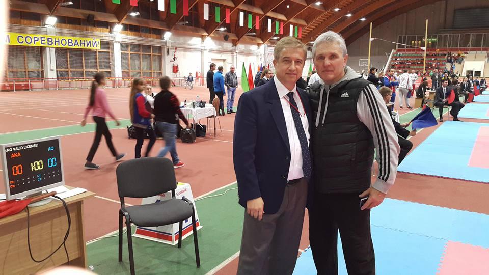 Тверские каратисты завоевали медали намеждународном турнире в Республики Беларусь
