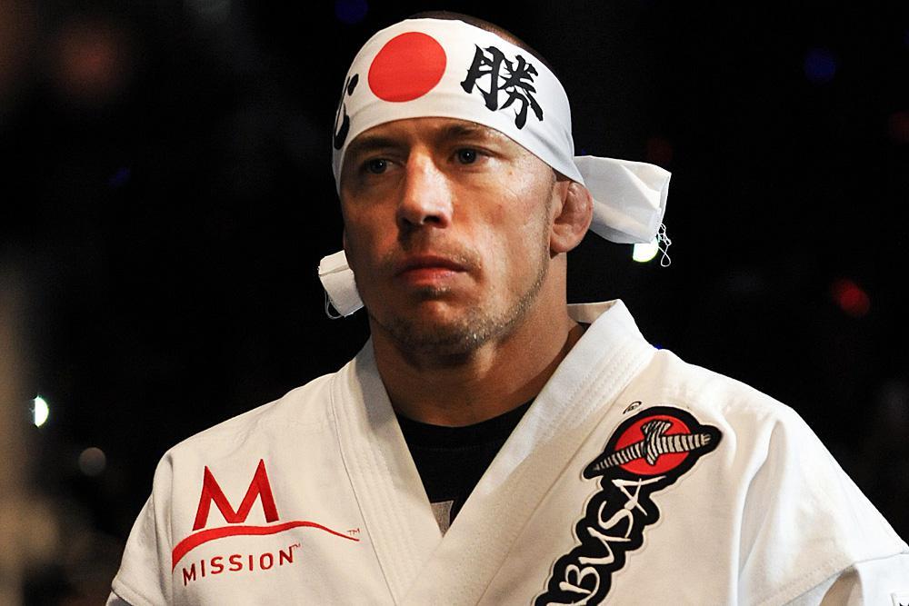 Прежний чемпион UFC Жорж Сен-Пьер подписал новый договор сорганизацией