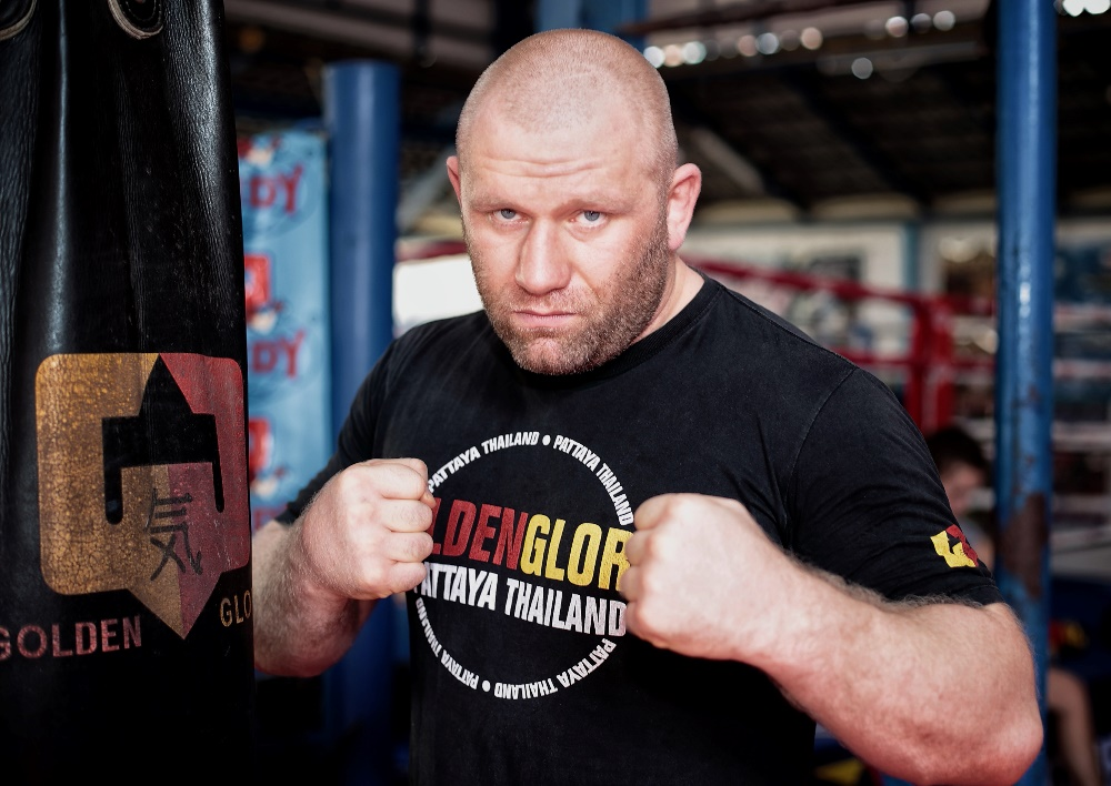 Сергей Харитонов планирует стать чемпионом Bellator