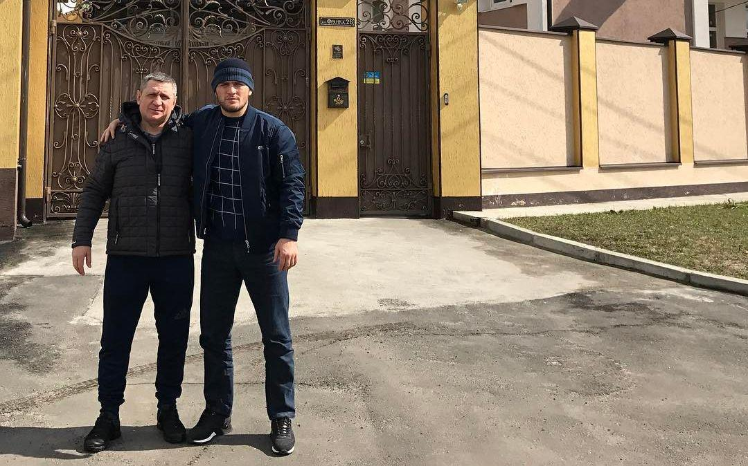 Абдулманап Нурмагомедов: Хабиб небудет менять весовую категорию