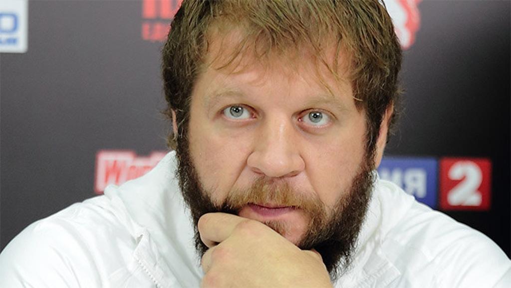 Александру Емельяненко воспрещено проводить поединки заграницей