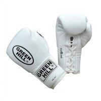 Перчатки для кикбоксинга из натуральной кожи SUPREME для тренировок и спаррингов