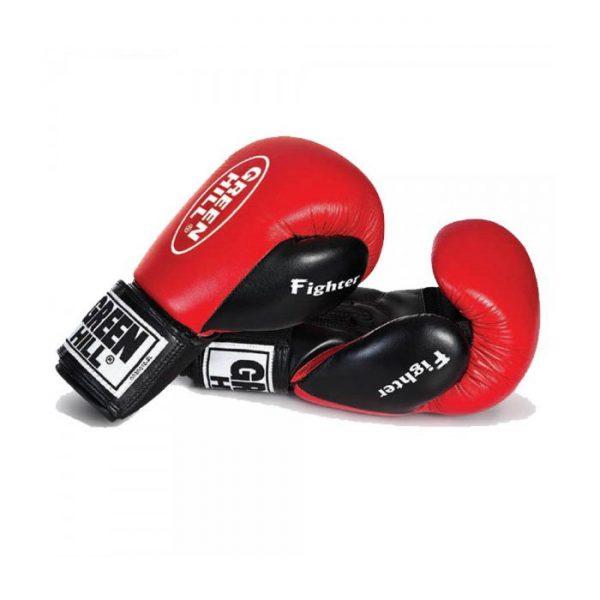 """Перчатки для бокса и кикбоксинга тренировочные """"FIGHTER"""""""