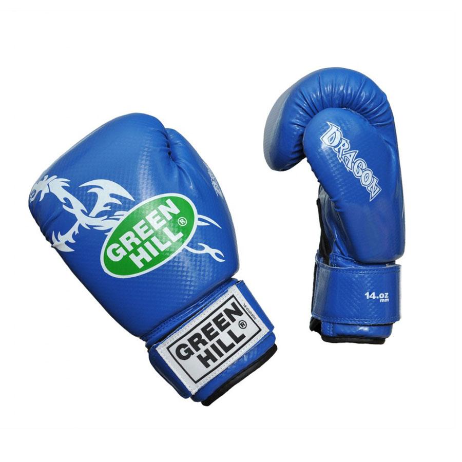 Стильные боксерские перчатки DRAGON для спаррингов и тренировок