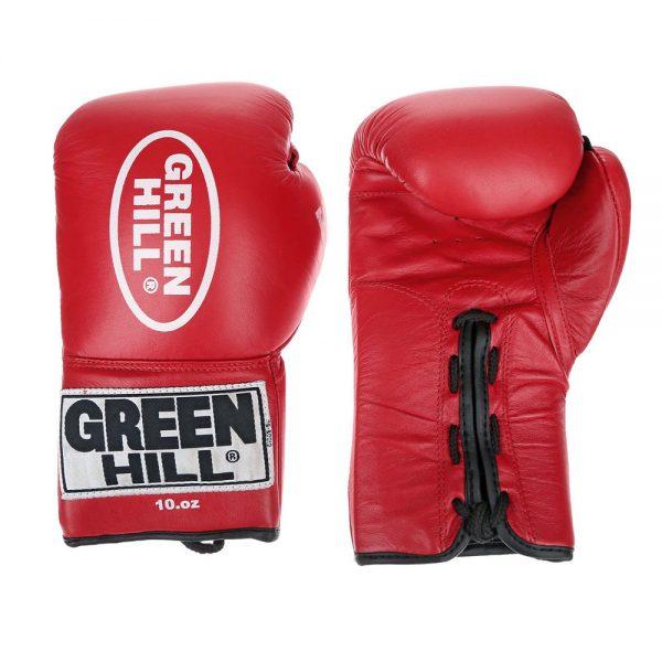 Профессиональные боксерские перчатки FORCE универсальные