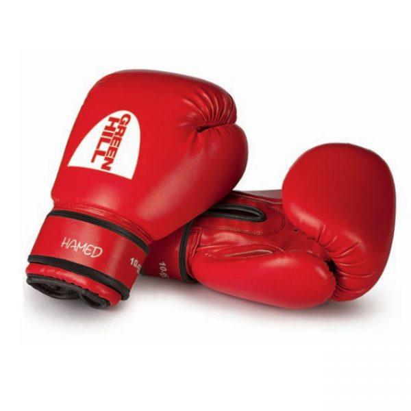 Перчатки боксерские тренировочные HAMED