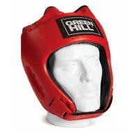 Шлем ALFA для тренировок и соревнований, двойная система креплений