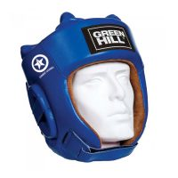 Шлем универсальный для бокса, кикбоксинга, боевого самбо FIVE STAR COMBAT SAMBO, натуральная кожа