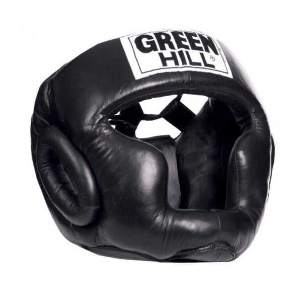 Шлем SUPER тренировочный для бокса, кикбоксинга, боевого самбо, рукопашного боя, усиленная защита
