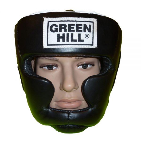 Шлем WARRIOR для соревнований и тренировок по боксу, кикбоксингу, боевым искусствам