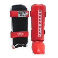 Защита голени и стопы CLASSIC накладки на ноги для карате и кикбоксинга