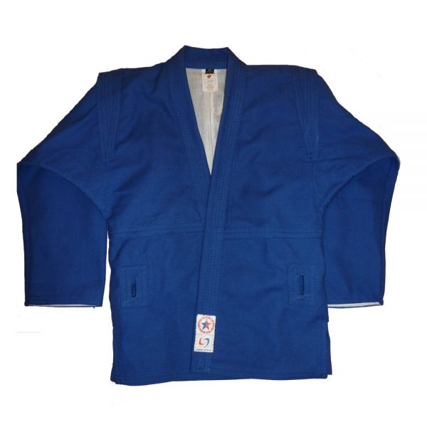 Куртка САМБО Sambo Stile, лиценз Фед Самбо России