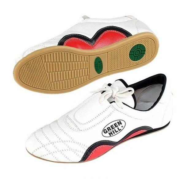 Туфли для таэквандо кз белые