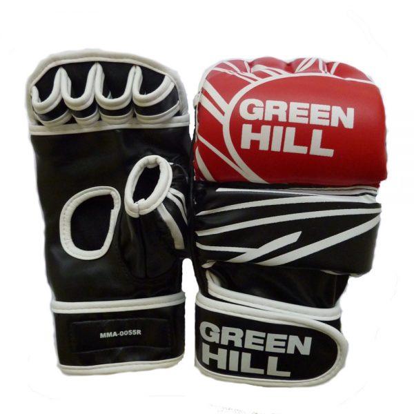 Перчатки MMA кожзаменитель. Все размеры
