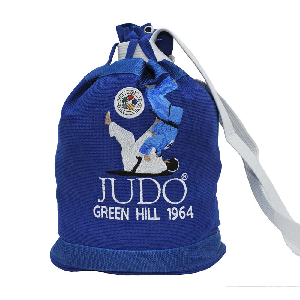 Спорт. сумка -мешок Дзюдо ALLY хлопок знак IJF