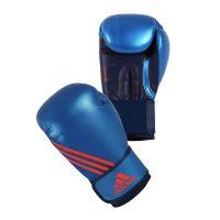 Перчатки боксёрские Speed 100 удобная посадка перчатки на руку и легкость в тренировке