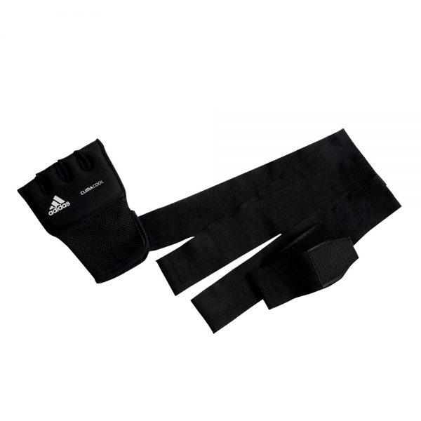 Накладки неопреновые гелиевые Quick wrap glove Mexican